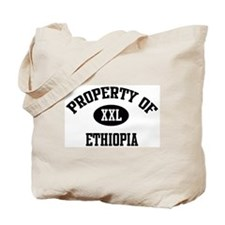 Property of Ethiopia Tote Bag