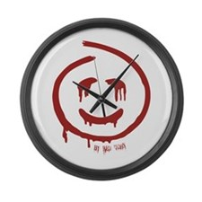 The Mentalist by Red John Large Wall Clock