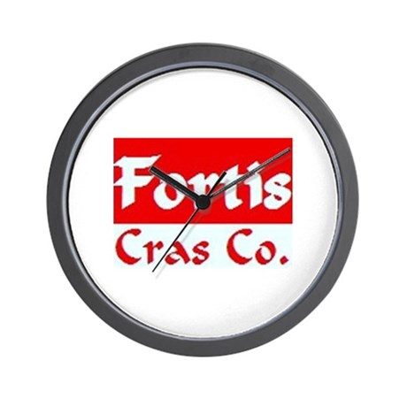 Fortis Wall Clock