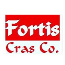 Fortis Postcards (Package of 8)