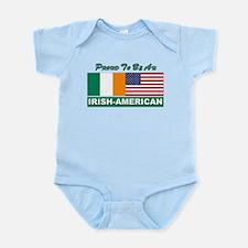 Proud irish Infant Bodysuit