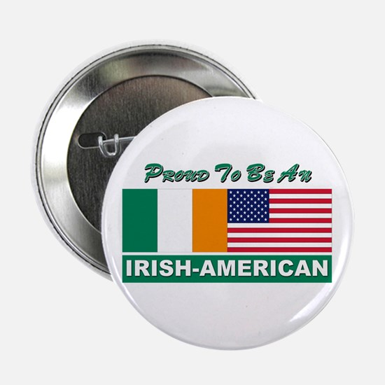 Proud irish Button