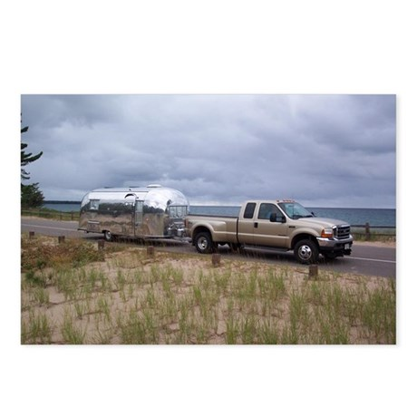 Postcards Glamping In Style Dually & Airstream