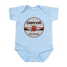 Detroit Motor Oil Infant Bodysuit