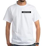 Aviation Mens White T-shirts