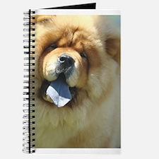 Unique Chow chow Journal