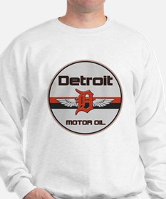 Detroit Motor Oil Sweatshirt