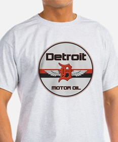 Detroit Motor Oil T-Shirt