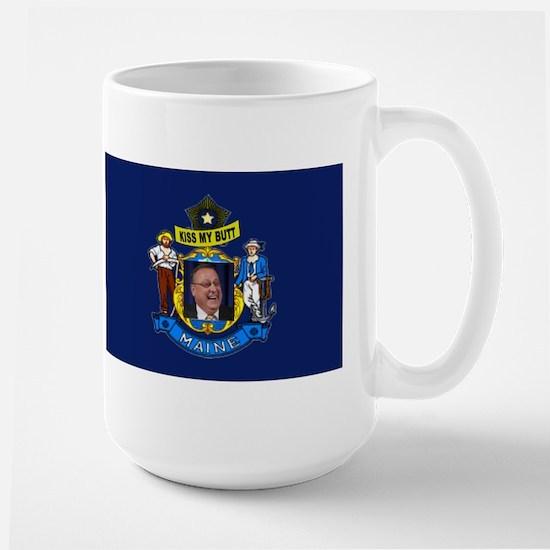 GO GET 'EM GOV. Large Mug