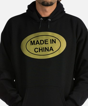 Made in China Hoodie (dark)