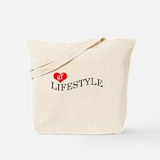 gf LIFESTYLE Tote Bag