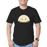 Dumplings Fitted T-shirts (Dark)