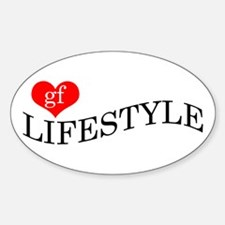 gf LIFESTYLE Decal