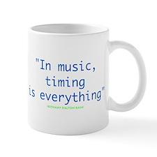 Timing Is Everything Mug