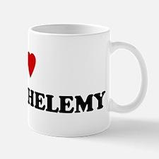 I Love St. Barthelemy Mug