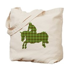 Hunter Queen Plaid Collection Tote Bag