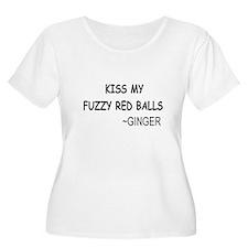 Ginger Balls T-Shirt