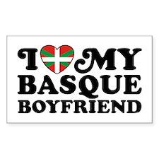 I Love My Basque Boyfriend Decal