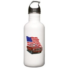 Cute America Sports Water Bottle