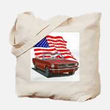 Unique America Tote Bag