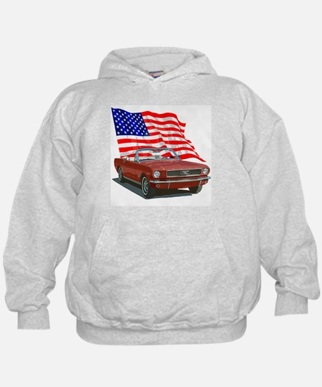 Funny Ford mustang Hoodie