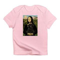 Mona - Affenpinscher3 Infant T-Shirt