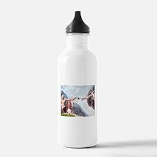 Creation & Basset Water Bottle