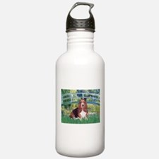 Lily Bridge Basset Water Bottle