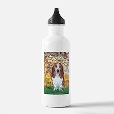 Monet's Spring & Basset Water Bottle