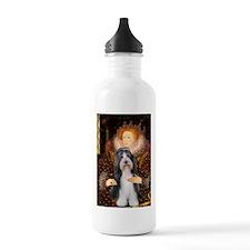 Queen / Beardie #6 Water Bottle