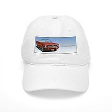 Cute Mustang Baseball Cap