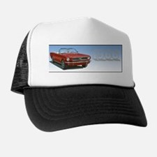 Cute 1966 mustang Trucker Hat
