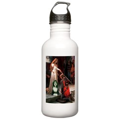 Accolade / Bearded Collie Water Bottle