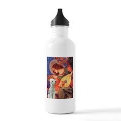 Angel / Bedlington T Water Bottle
