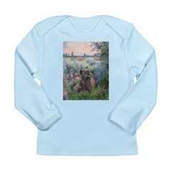 Seine/Cairn (brin) Long Sleeve Infant T-Shirt