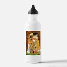 Kiss / Bedlington T Water Bottle