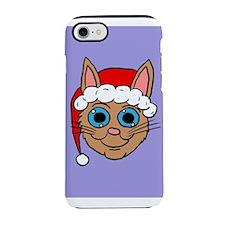 Lilies / Bedlington T iPhone Case