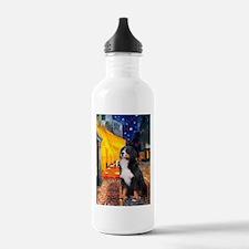 Cafe & Bernese Water Bottle