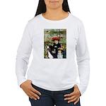 2 Sisters & Bernese Women's Long Sleeve T-Shirt