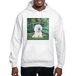 Bridge & Bichon Hooded Sweatshirt