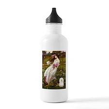 Windflowers & Bolognese Water Bottle