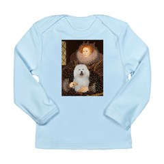 The Queen's Bolognese Long Sleeve Infant T-Shirt