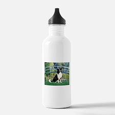 Bridge & Border Collie Water Bottle