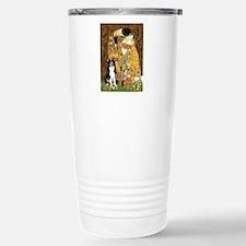 The Kiss & Border Collie Travel Mug