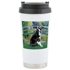 Bridge & Boston Ter Ceramic Travel Mug
