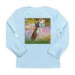 Garden & Boxer Long Sleeve Infant T-Shirt