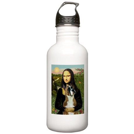 Mona & Boxer Stainless Water Bottle 1.0L