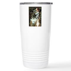 Ophelia & Boxer Travel Mug