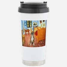 Room with a Boxer Travel Mug