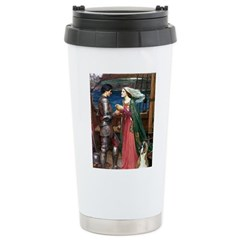 Knight & Boxer Travel Mug